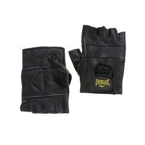 EVERLAST LEATHER ALL COMPETITION GLOVES