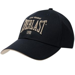 Everlast Classic Cap Black/Gold