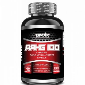 BMXX AAKG arginine 100 tablets